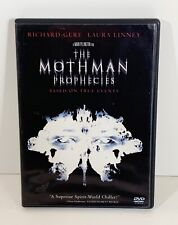 The Mothman Prophecies (DVD, 2002) EXCELLENT CONDITION