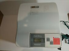 Panasonic Bread Maker Machine Small 1 lb Loaf SD-BT10P Tested Excellent!