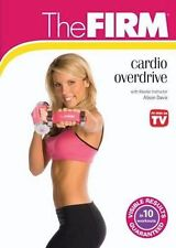 Cardio and Toning EXERCISE DVD - The Firm CARDIO OVERDRIVE!