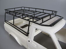 New Metal Cargo Contractor Roof Rack Tamiya RC 1/10 Toyota Hilux Pickup Truck