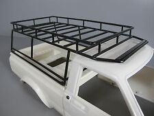 Simulate Toy Metal Cargo Bed Roof Rack for Tamiya 1/10 RC Toyota Hilux Bruiser