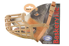 Baskerville Muzzle Size 6 Company of Animals MB06