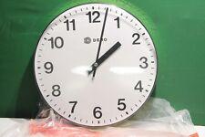 NEUF : Horloge analogique pour Entreprise usine  / DEHO  / alim bobine 40mA 80mA