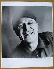 Photographie Originale Portrait PROFESSEUR CHORON Photo A.BAUMANN Charlie Hebdo