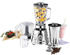 OSTER BLSTBC4129 CLASSIC SERIES KITCHEN CENTER BLENDER W GLASS & STAINLESS STEEL