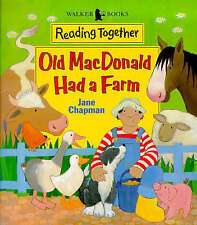 Old Macdonald Had a Farm (Reading Together), , Very Good Book