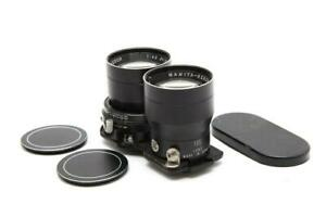Mamiya-Sekor 135mm f4.5 TLR Medium Format Lens (Black) #32712
