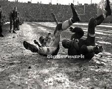 CFL 1950 Grey Cup Mud Bowl Argonauts vs Blue Bombers 8 X 10 Photo Picture