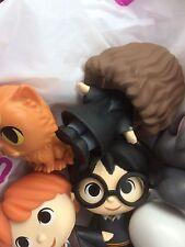 Harry Potter Mystery Mini Funko Pop Harry Hedwig Ron Scabbers Hermione Cookshank