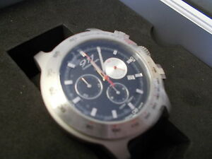 Porsche Driver's Selection 911 Sport Classic Watch / Chronograph - New !