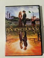 The Princess Bride- 30th Anniversary Edition Dvd. New, Sealed & Shipped Free!