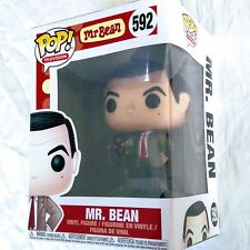 MR. BEAN Vinyl Figure Funko POP Television # 592 NIB