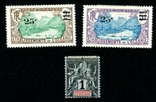 FRENCH OCEANIA POLYNESIA 1892-1942 SCOTT 1 16 21-23 30 37 LOT OF 20 STAMPS