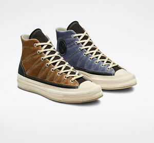 Converse All Star Cozy Granola Chuck 70 Limited-edition Shoes Brown / Blue