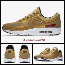 Nike Air Max QS, Zero Golden Bullet, 97, 95, 789695-700, UK 11.5, UE 47, US 12.5