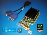 Dell Optiplex 3010 3020 7010 7020 9010 9020 1GB Dual VGA Display Video Card