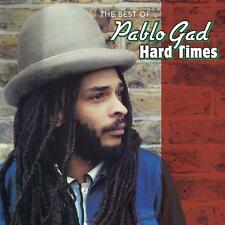 Pablo Gad(CD Album)Hard Times-Burning Sounds-BSRCD992-UK-2015-New