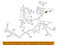 MITSUBISHI OEM 04-12 Galant Pump Hoses-Steering-Pressure Switch 4450A017V