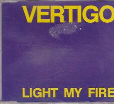 Verigo-Light My Fire cd maxi single eurodance