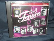3 x 3 Tenors -Pavarotti / Domingo / Carreras u.a.