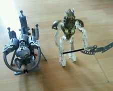 2003 Lego Bionicle Takanuva 8596 - 100% Complete! Mask of Light Ages 9 and up