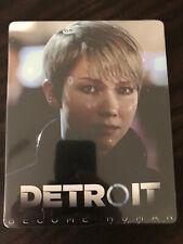 Detroit Become Human Steelbook - neu in Folie - Custom - ohne Spiel