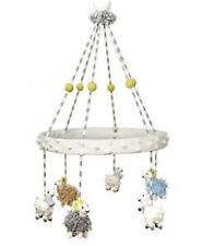 New listing BlaBla Sheep Mobile Knit Sheep Girls Boys Nursery Baby Designer Cute� $145