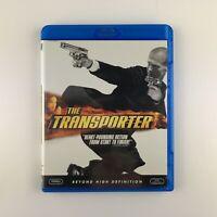 The Transporter (Blu-ray, 2006) *US Import Region A*