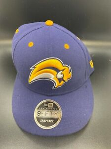 Purple Buffalo Sabres 50th Season New Era 9fifty Hat Cap Adjustable Snapback