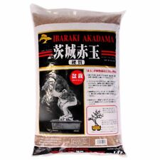 Bonsai-Erde Akadama 5-10 mm Ibaraki hart 12,5 Liter. ca. 10 Kg