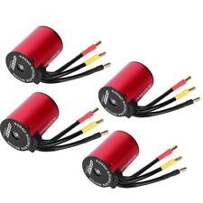 750W 4 Poles HH3650 Brushless Motor Outrunner 1//10 RC Car Boat Spare Parts T best RC Brushless Motor