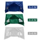 Heavy Duty Gazebo Marquee Canopy Waterproof Wedding Party Tent 3Mx3M/3Mx4M/3Mx6M