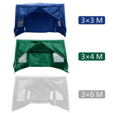 More details for heavy duty gazebo marquee canopy waterproof wedding party tent 3mx3m/3mx4m/3mx6m
