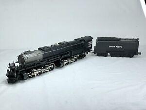 MTH 30-1129-1 Union Pacific 4-8-8-4 Big Boy Steam Locomotive w/PS1 #4020 NO RESV
