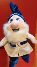 Disney Hanukkah Happy Mini Bean Bag Beanie  from Snow White & the 7 Dwarfs Blue