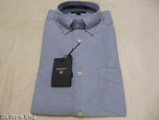 NEW MEN'S GANT 'THE ACADEMIC' OXFORD SHIRT - SMALL - BARGAIN £34.95 & FREE POST
