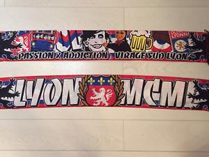 Ultras echarpe lyon 1950 Lyon 1