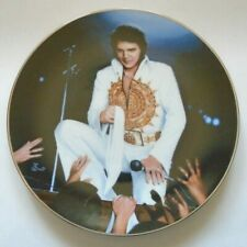 Elvis Presley In Performance Collection THE TOUR FINALE PLATE 12