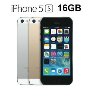 Apple iPhone 5s 16GB A1533 Refurbished to Original - Phone Only - Local Seller