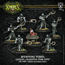 Warmachine Hordes BNIB - Everblight Blighted Nyss Spawning Vessel (7)  REPACK