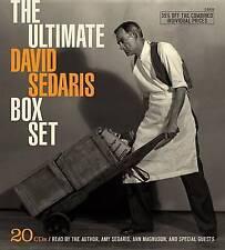 The Ultimate David Sedaris Box Set by David Sedaris (CD-Audio, 2006)
