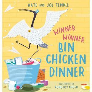Winner Winner Bin Chicken Dinner by Jol Temple and Kate Temple