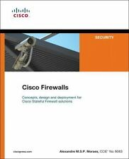 Cisco Firewalls (Networking Technology: Security), Moraes, Alexandre M.S.P., Goo