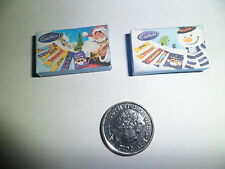 1/12 Scale Christmas Selection Boxes (Empty) for Dollshouse Miniature Display 03