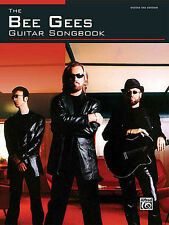 THE BEE GEES GUITAR TAB SHEET MUSIC SONG BOOK NEW