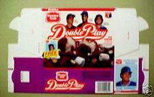 Sandberg Cubs 86 Baseball Card Un-Used Ice Cream Carton