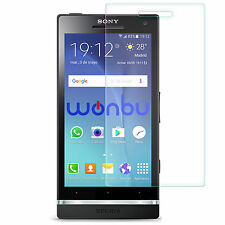 Tempered Glass Film Screen Protector For Sony Xperia S LT26i