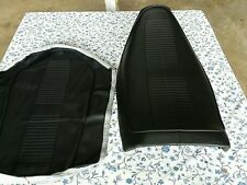 Yamaha 550 Vision XZ550R 1982-1983 Seat Cover Black  (Y11)