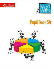 Busy Ant Maths European edition – Pupil Book 5A, , New Book
