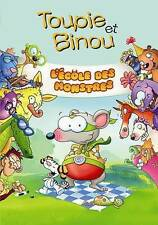 Toupie Et Binou: L Ecole Des Monstres  DVD NEW